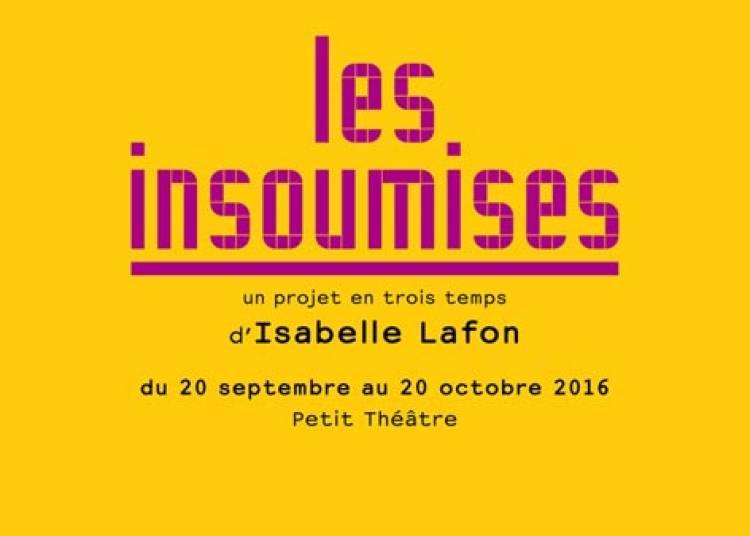 Les Insoumises : L'opoponax � Paris 20�me