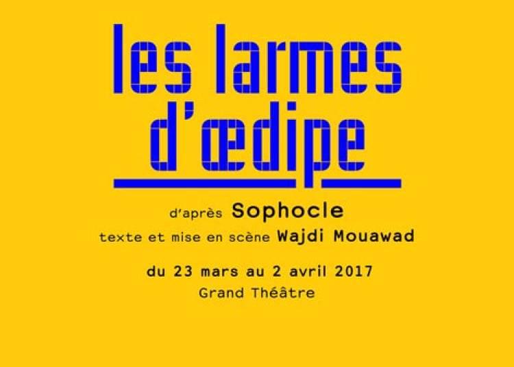 Les Larmes D'oedipe � Paris 20�me