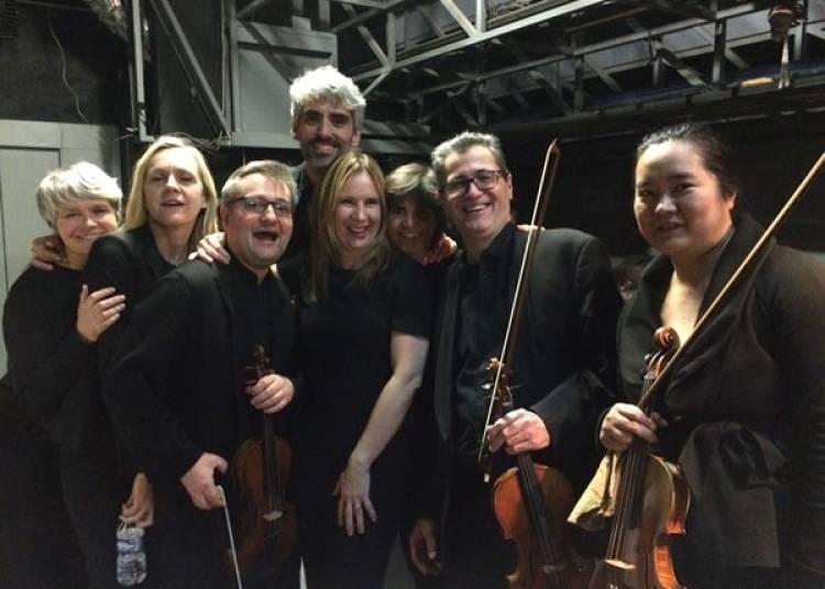 Sextuor Rameau à Vizille