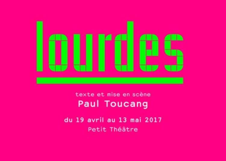 Lourdes � Paris 20�me