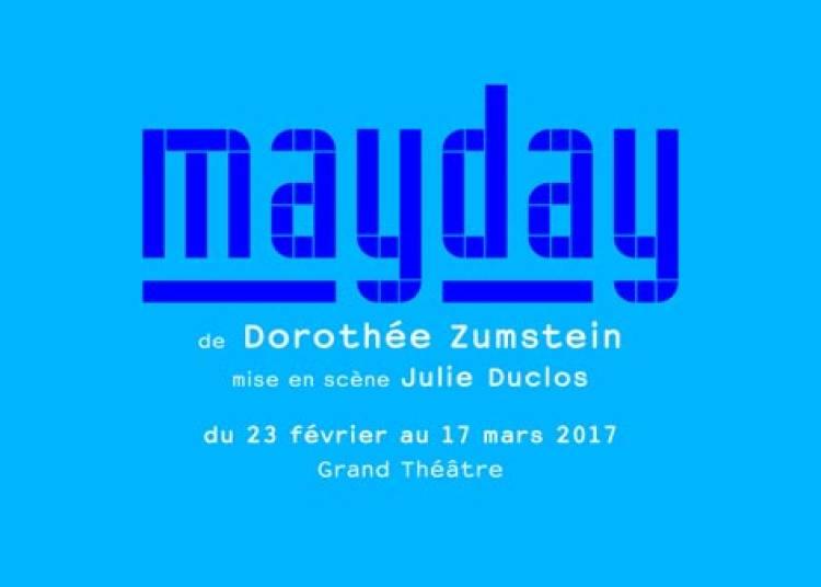 Mayday � Paris 20�me