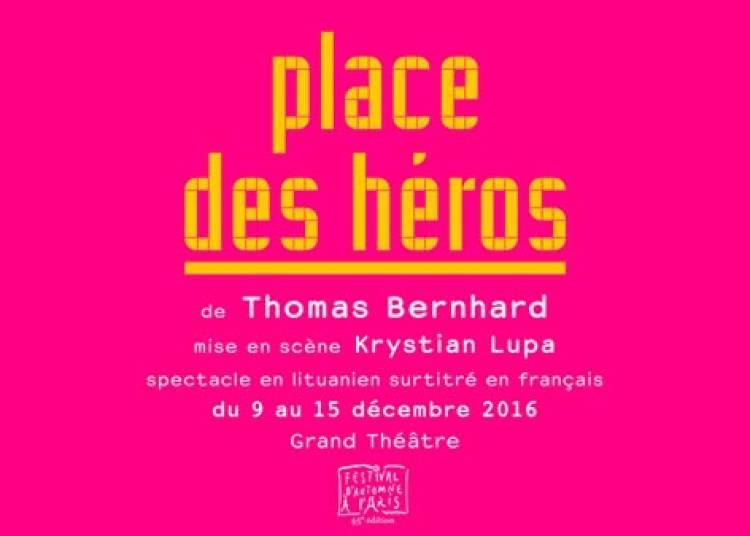 Place Des H�ros � Paris 20�me