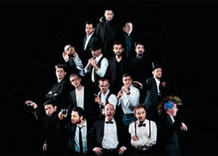 The Amazing Keystone Big Band � Istres
