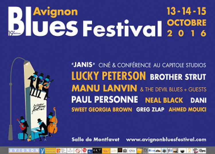 Avignon Blues Festival 2016