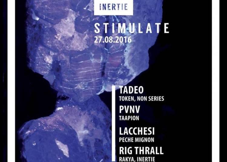 Stimulate � Paris 13�me