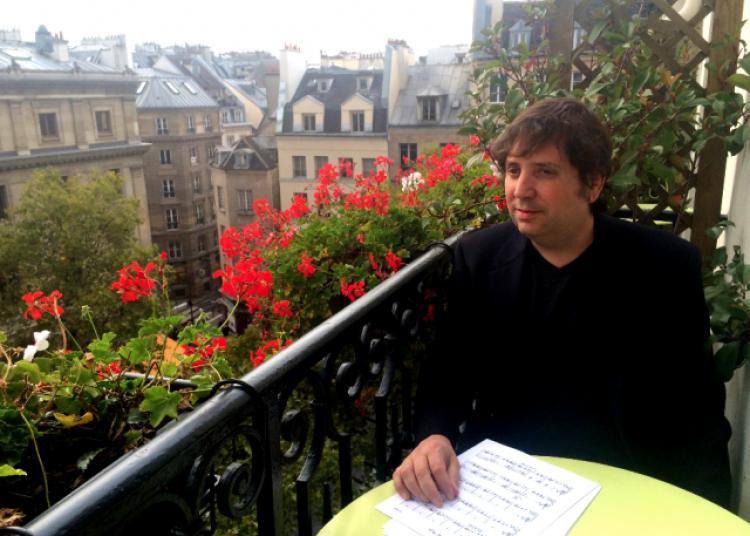 Bob Mamet Trio � Paris 1er