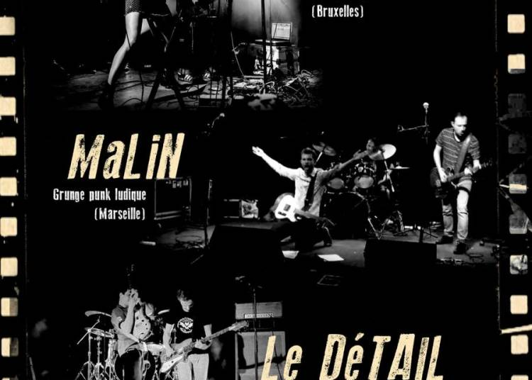 Deadwood, Malin et Le D�tail � Marseille