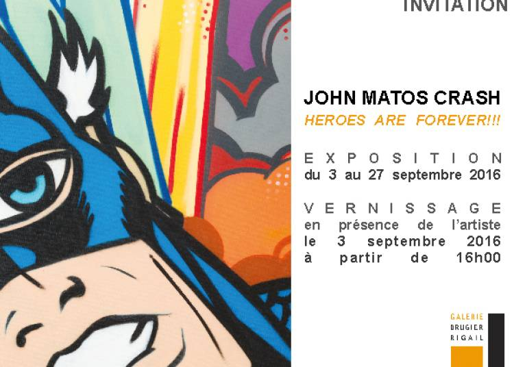 Heroes are forever ! � Paris 3�me