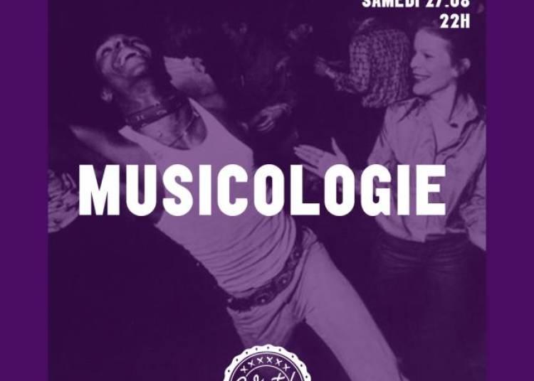 Musicologie � Paris 19�me