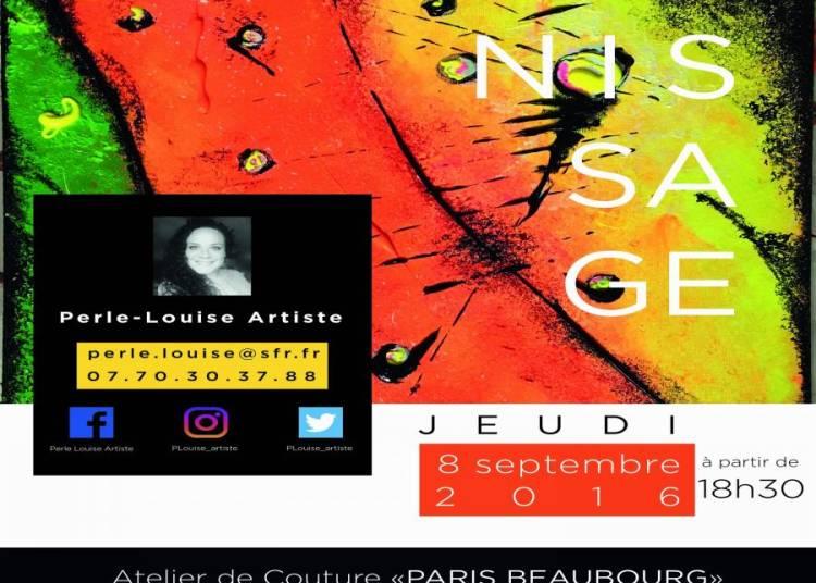 Vernissage � Paris - Perle Louise � Paris 3�me