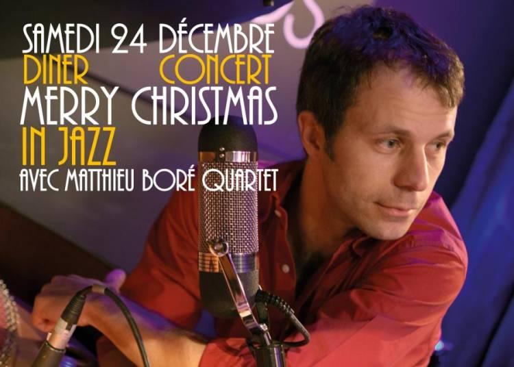 Christmas In Jazz Avec Matthieu Bor� � Saint Germain en Laye