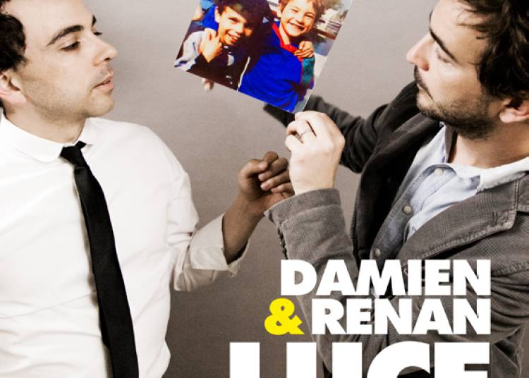 Damien Et Renan Luce : Bobines � Avignon