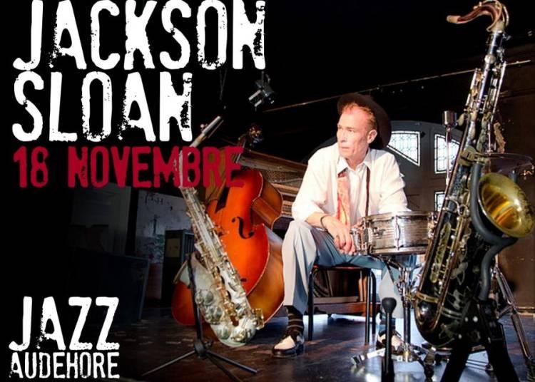 Jackson Sloan Avec Drew Davies � Saint Germain en Laye