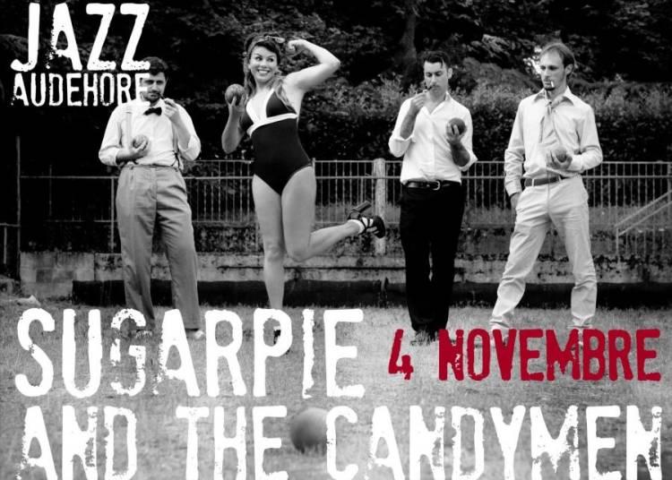 Sugar Pie & The Candymen � Saint Germain en Laye