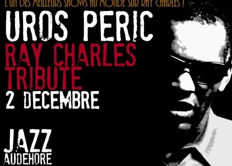 Uros Peric Ray Charles Tribute � Saint Germain en Laye