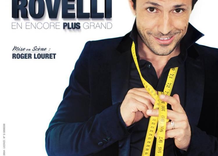 Willy Rovelli - Dans Willy en encore plus grand � Boulogne Billancourt