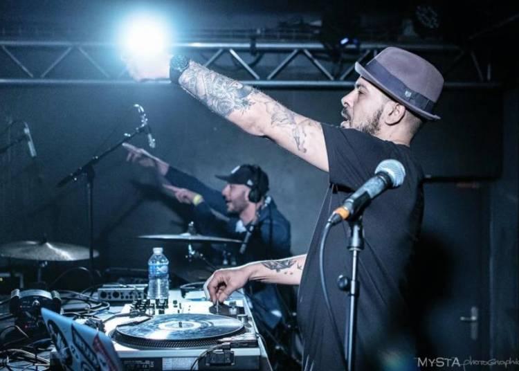 DJ DJEL # Marsatac en Capitale � Paris 13�me