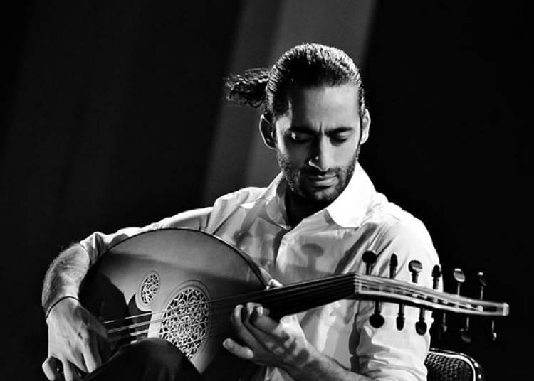 Adnan Joubran à Paris 5ème