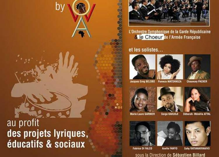 Africa Lyric's Op�ra � Paris 8�me