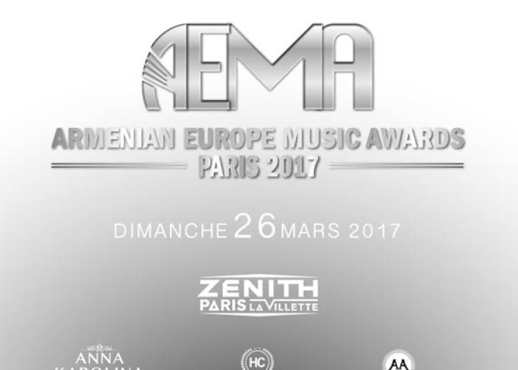 Armenian Europe Music Awards � Paris 19�me