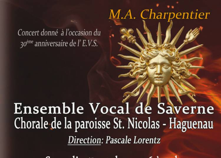 Gloria de  Vivaldi et Te Deum de Charpentier par l'ensemble Vocal de Saverne