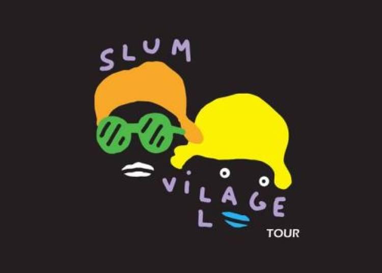 Slum Village � Paris 13�me
