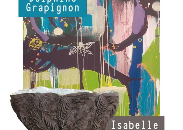 Delphine Grapignon et Isabelle Leclercq � Nantes