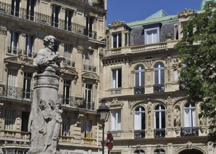 La Nouvelle Ath�nes S'est Toujours Faite Belle ! � Paris 9�me