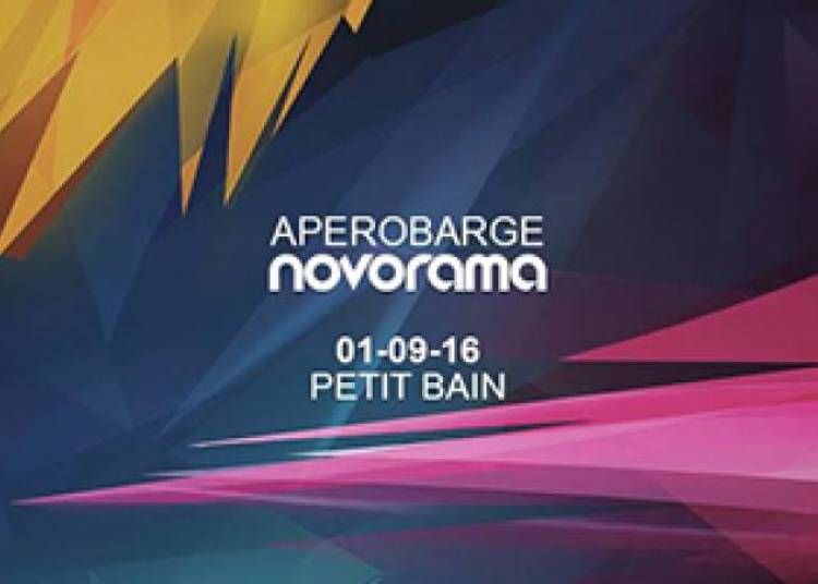 Novorama Dj Set � Paris 13�me