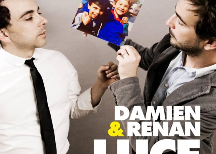 Damien & Renan Luce : Bobines ! � Avignon