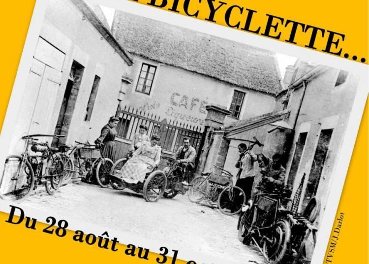Exposition du concours photo Ver � Bicyclette � Ver sur Mer