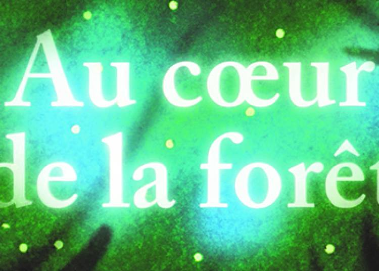 Au coeur de la f�ret � Paris 13�me