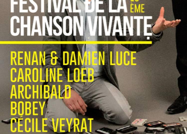 Festival de la chanson vivante 2016