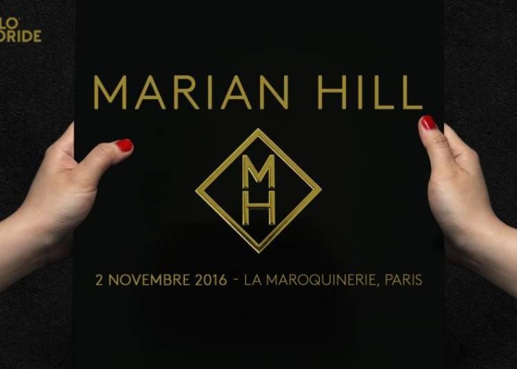 Marian Hill � Paris 20�me