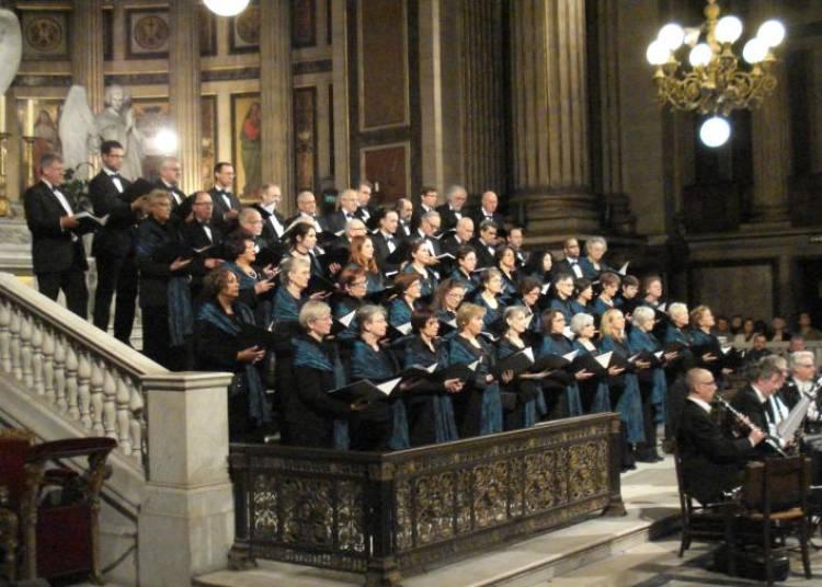 Mozart : Requiem � Paris 8�me