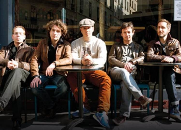 Florian Pellissier Quintet � Paris 1er