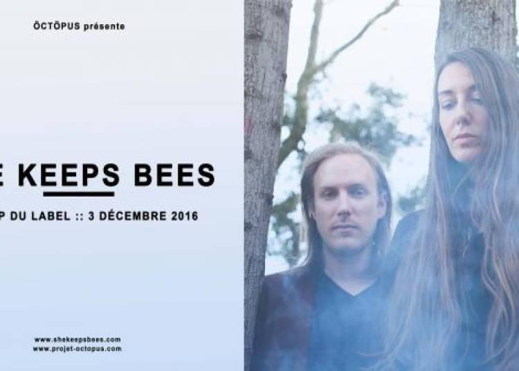 She Keeps Bees à Paris 12ème
