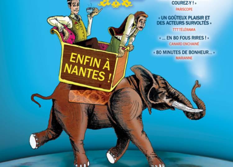 Le Tour Du Monde En 80 Jours � Nantes