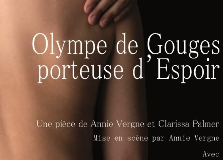 Olympe de Gouges porteuse d'espoir � Paris 14�me