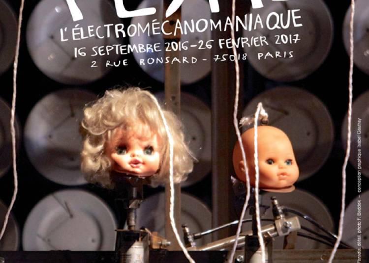 Gilbert Peyre, l'�lectrom�canomaniaque � Paris 18�me