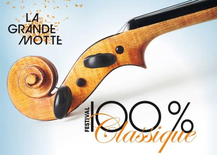 Festival 100% Classique 2016