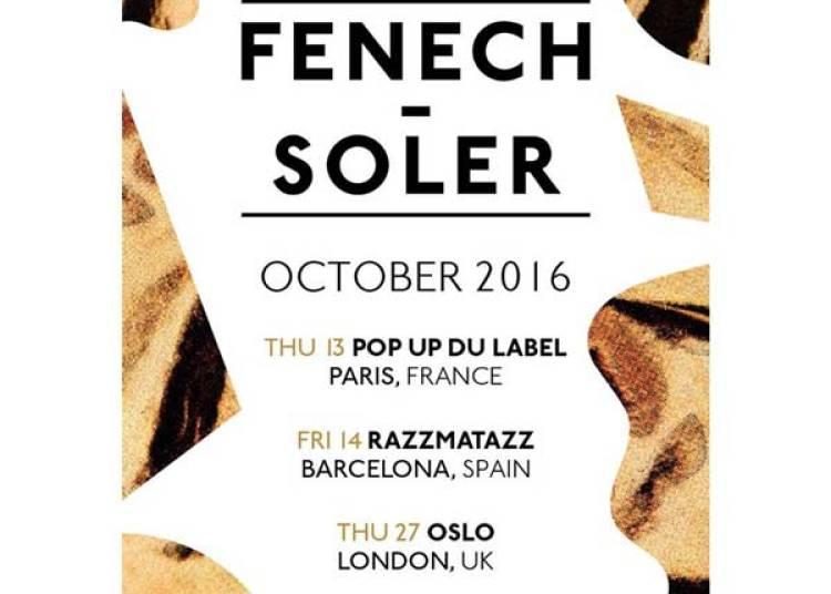 Fenech-soler � Paris 12�me