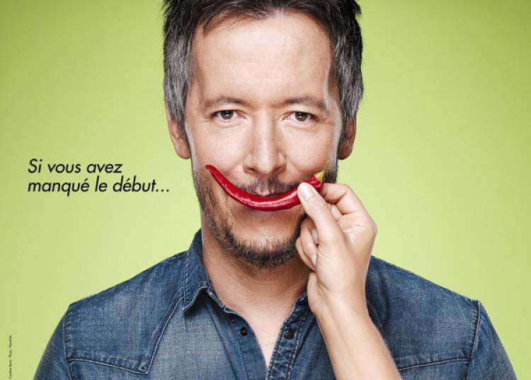 Jean Luc Lemoine � Saint Dizier