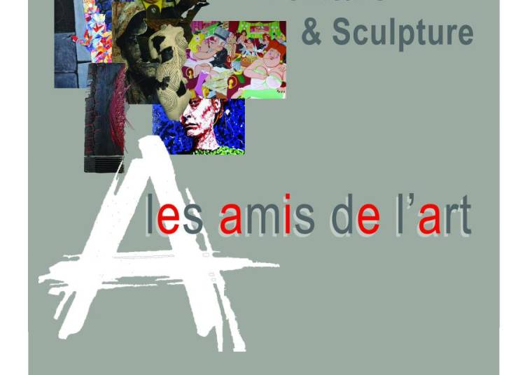 L'association Les Amis de l'Art expose � Le Pouliguen