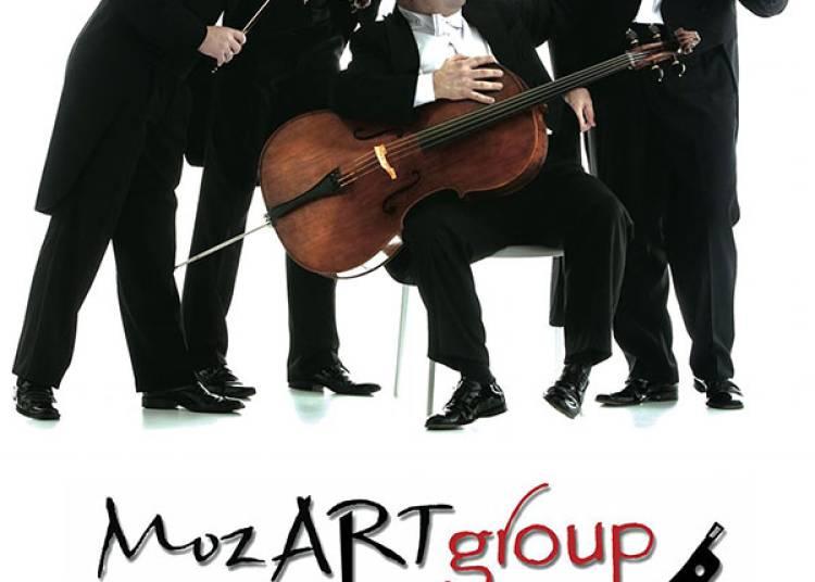 Mozart Group � Paris 18�me