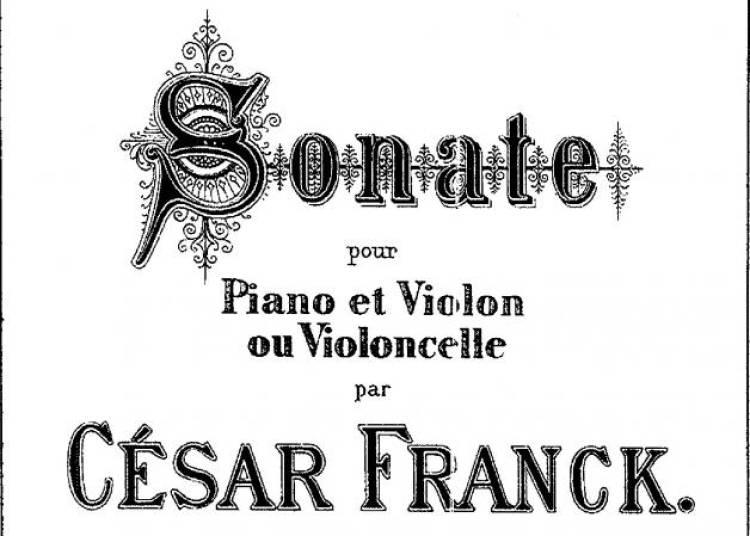 César Franck, le Bach du XIXe siècle à Arques la Bataille