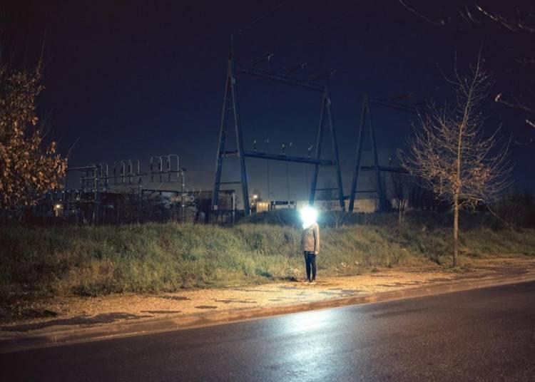 Exposition des T�tes d'ampoule de Miguel Ramos � Bordeaux