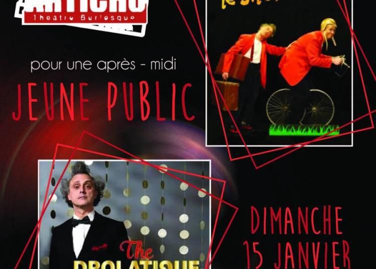 Après midi familiale : Magie et clown à La Chapelle d'Armentieres