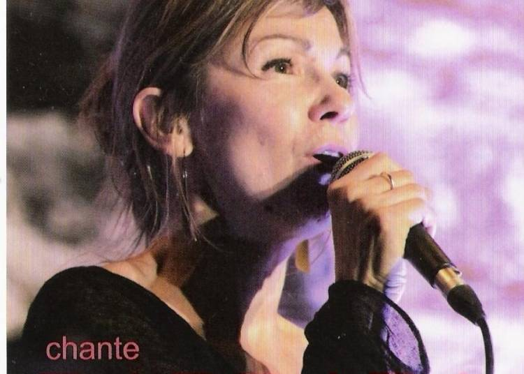 Marie d'Epizon chante Barbara � Toulouse