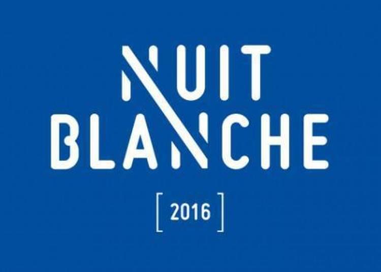 Marie Piselli participe � la Nuit Blanche 2016 � Sevres